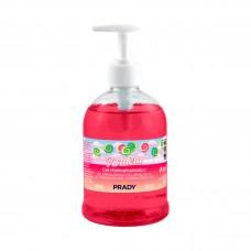 Gel Hidroalcoholico Higienizante 500ml - Aroma de Piruleta - Dosificador - Alcohol 70%