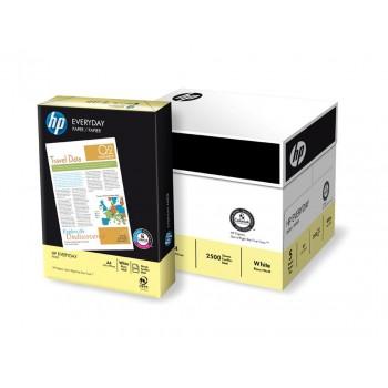 Folios HP Papel A4 Everyday 2500 Hojas Blanco