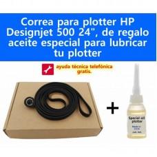 Correa plotter hp designjet 500 (C7769-60182)