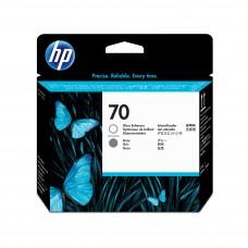 HP Nº 70 (E-G) Cabezal C9410A Potenciador Brillo / Gris