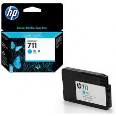 Tinta HP CZ130A DesignJet T120/T520 CIAN Nº711