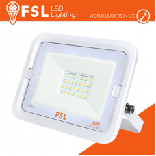 FSL Proyector LED exterior 30W luz fria 6500K