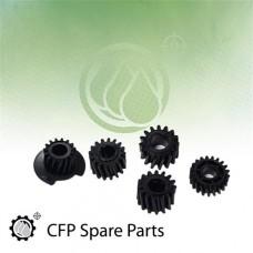 Engranages Ricoh Aficio mp 301 / 201 / 171 / 161 / 1515 para Developer