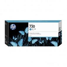 TINTA HP 730 CIAN P2V68A ALTA CAPACIDAD 300 ML