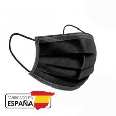 50 Mascarillas Quirurgicas Desechables Tipo IIR - BFE > 98% - Certificado CE - Fabricado en España